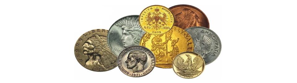 MidasCollectibles.Χρυσά νομίσματα και συλλογές