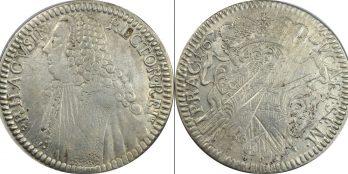 Dalmatia Republic of Ragusa 1 Taler 1767 (GB-DM) Dubrovnik