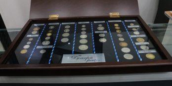 """Ελληνικός Συλλεκτικός Κύκλος Συλλογή """"Η Δραχμή μας"""" 40 ασημένια Ελληνικά Νομίσματα επιμελημένης κοπής"""