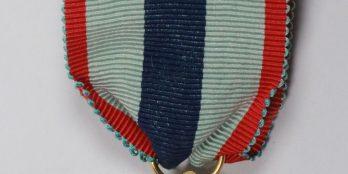 Μετάλλιο Ευδοκίμου υπηρεσίας Χωροφυλακής Α τάξης
