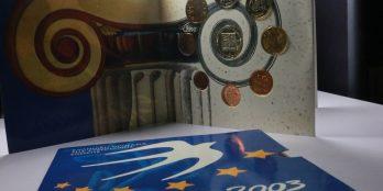 GREECE, 2003, Blister, European Union Presidency.
