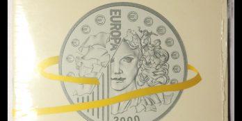 France Europa Silver 2000 1 euro