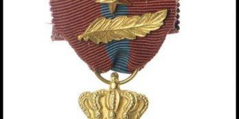 Μετάλλιο Αστυνομικής Αξίας 1946 Α τάξεως
