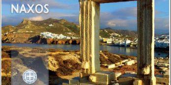 Greece – Official BU Set 2021, NAXOS island