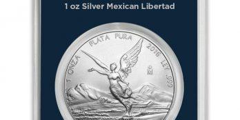 2016 Mexican 1 oz Libertad Apmex Mint Direct
